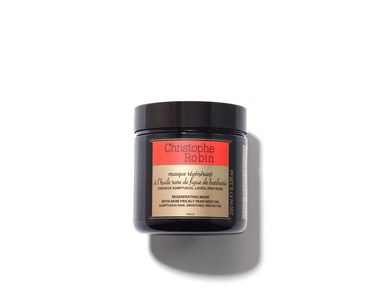 Christophe Robin - Regenerating Mask With Rare Prickly Pear Seed Oil