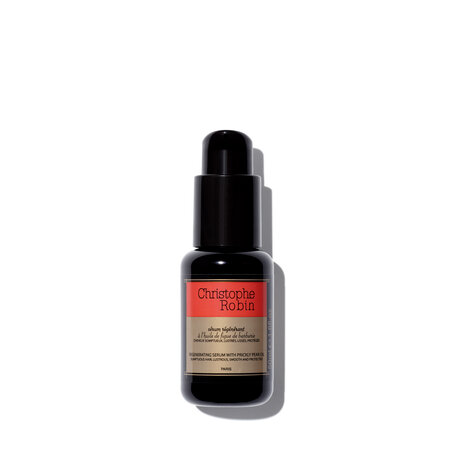 CHRISTOPHE ROBIN Regenerating Serum with Prickly Pear Oil | @violetgrey