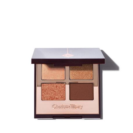 CHARLOTTE TILBURY Luxury Palette - Queen of Glow | @violetgrey