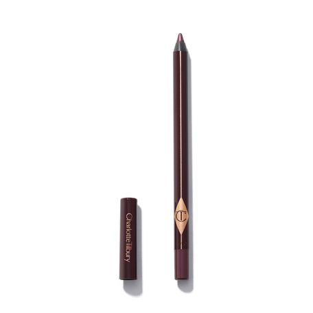 CHARLOTTE TILBURY Rock 'N' Kohl Iconic Liquid Eye Pencil - Elizabeth Violet | @violetgrey