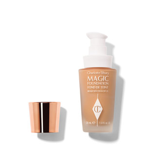 CHARLOTTE TILBURY Magic Foundation - 5 Medium | @violetgrey