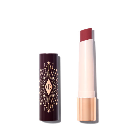 CHARLOTTE TILBURY  Hyaluronic Happikiss Color Lipstick Balm - Pillowtalk | @violetgrey