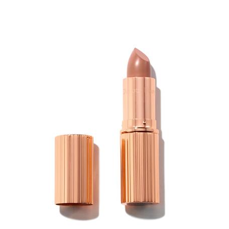 CHARLOTTE TILBURY K.I.S.S.I.N.G Lipstick - Penelope Pink | @violetgrey