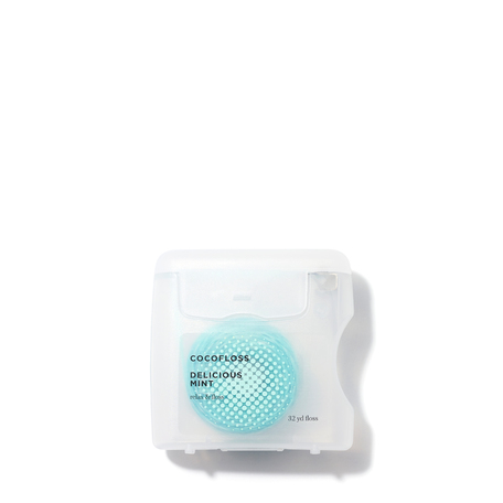 COCOFLOSS COCOFLOSS SINGLE - DELICIOUS MINT | @violetgrey