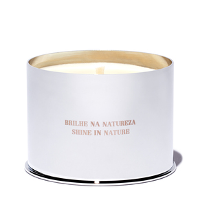 COSTA BRAZIL Vela - Jungle Candle | @violetgrey