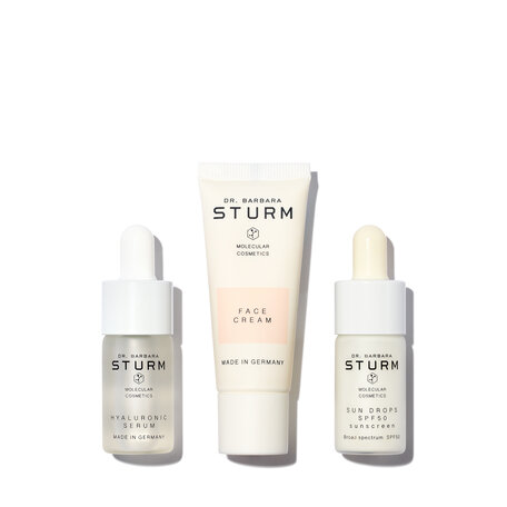 DR. BARBARA STURM Everyday Skin Trio | @violetgrey