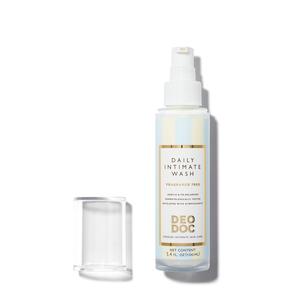 DEODOC Daily Intimate Wash - Fragrance-Free   @violetgrey