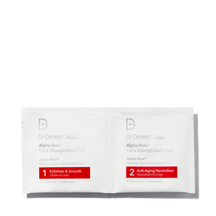 DR. DENNIS GROSS Alpha Beta Extra Strength Daily Peel | @violetgrey