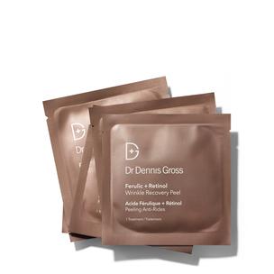 DR. DENNIS GROSS Ferulic + Retinol Wrinkle Recovery Peel | @violetgrey