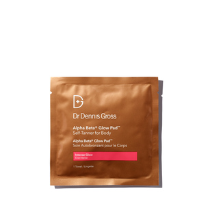 DR. DENNIS GROSS Alpha Beta® Glow Pad™ Self-Tanner for Body Intense Glow | @violetgrey