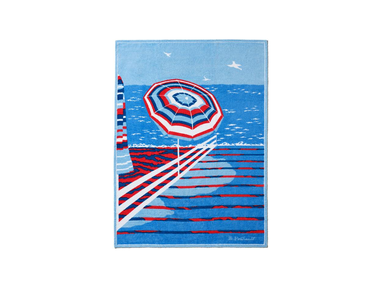 D. Porthault - Escale Beach Towel