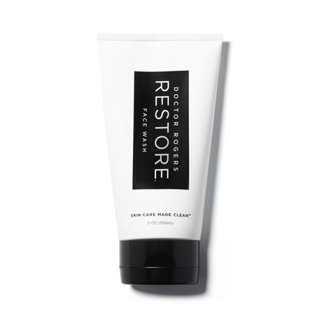 DOCTOR ROGERS RESTORE Face Wash | @violetgrey