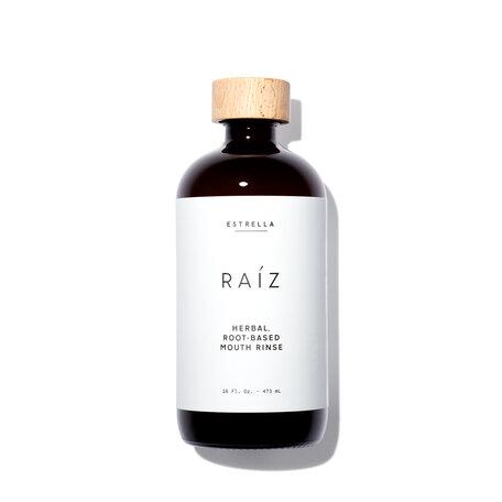 ESTRELLA Raiz Herbal Root-Based Mouth Rinse - 16 oz. | @violetgrey