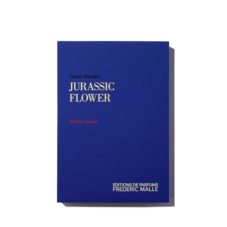 FRÉDÉRIC MALLE Rubber Incense - Jurassic Flower | @violetgrey