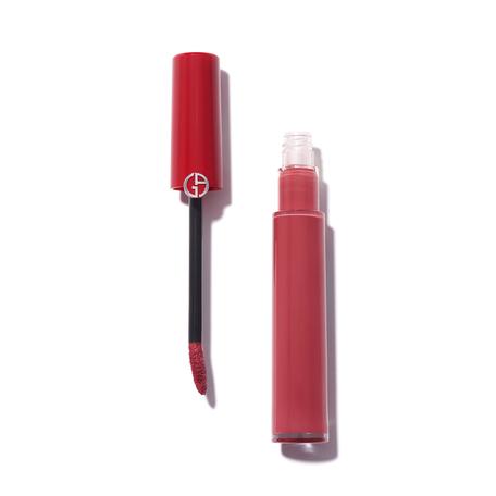 GIORGIO ARMANI Lip Maestro - 501 - Casual Pink | @violetgrey