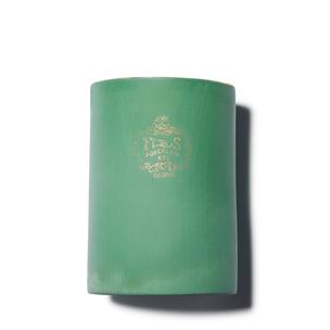 JOYA Foxglove Gold Rim Porcelain Candle - 9.2 oz | @violetgrey