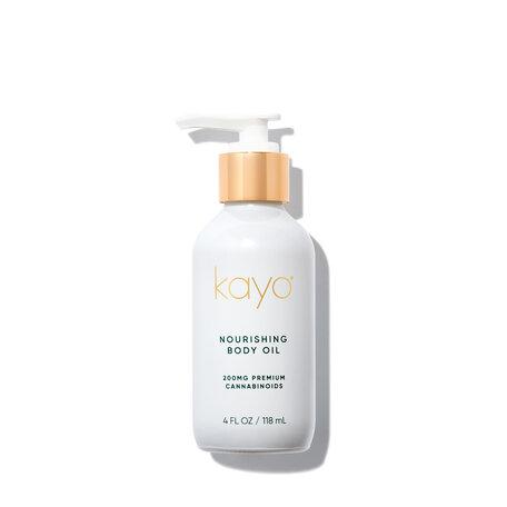 KAYO BODY CARE Nourishing Body Oil - 4 oz. | @violetgrey