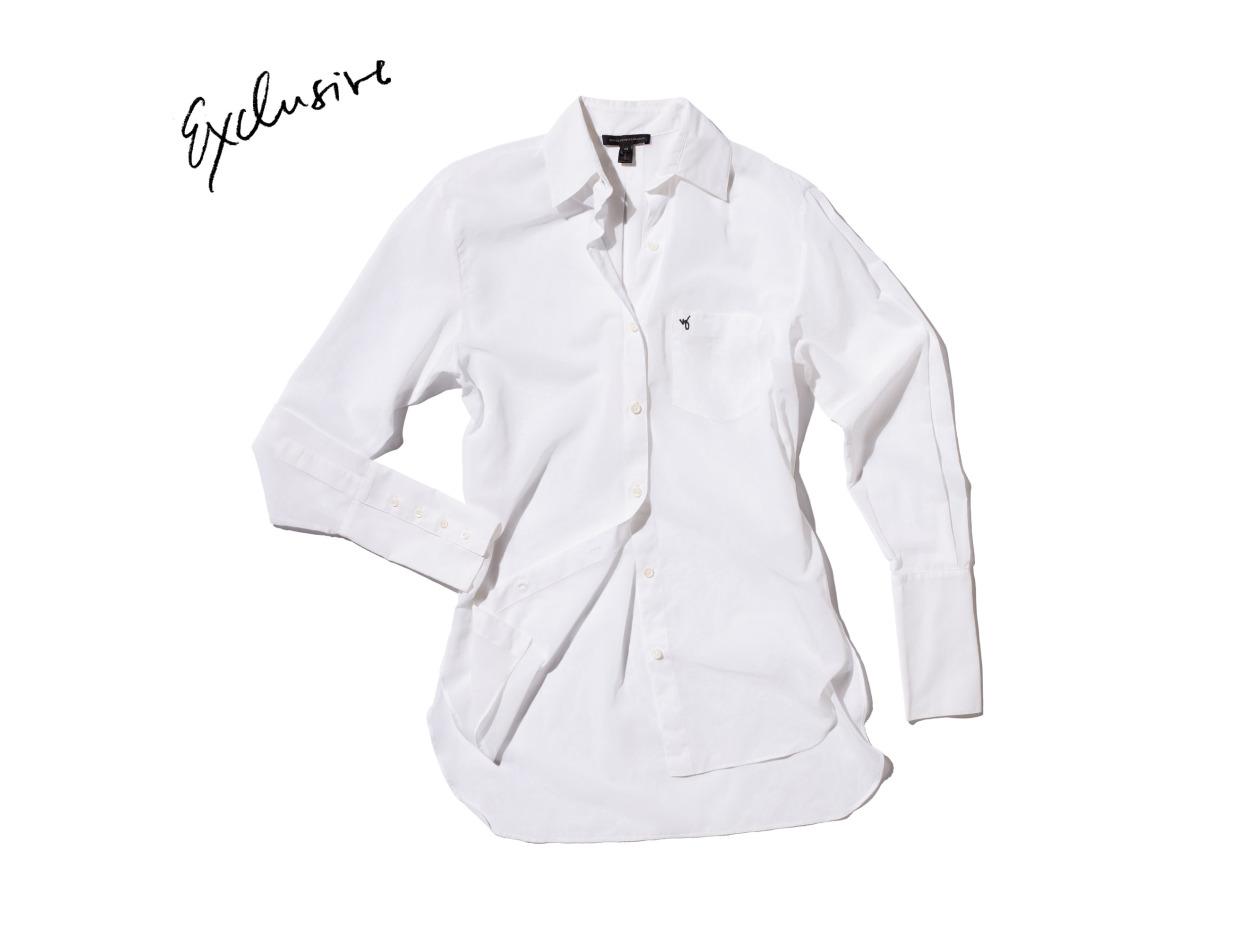Kiki de Montparnasse - Dressing Shirt