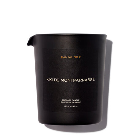 KIKI DE MONTPARNASSE Massage Oil Candle in Santal No. 2 - Santal | @violetgrey