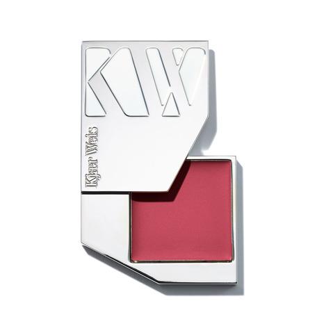 KJAER WEIS Cream Blush Compact - Lovely | @violetgrey