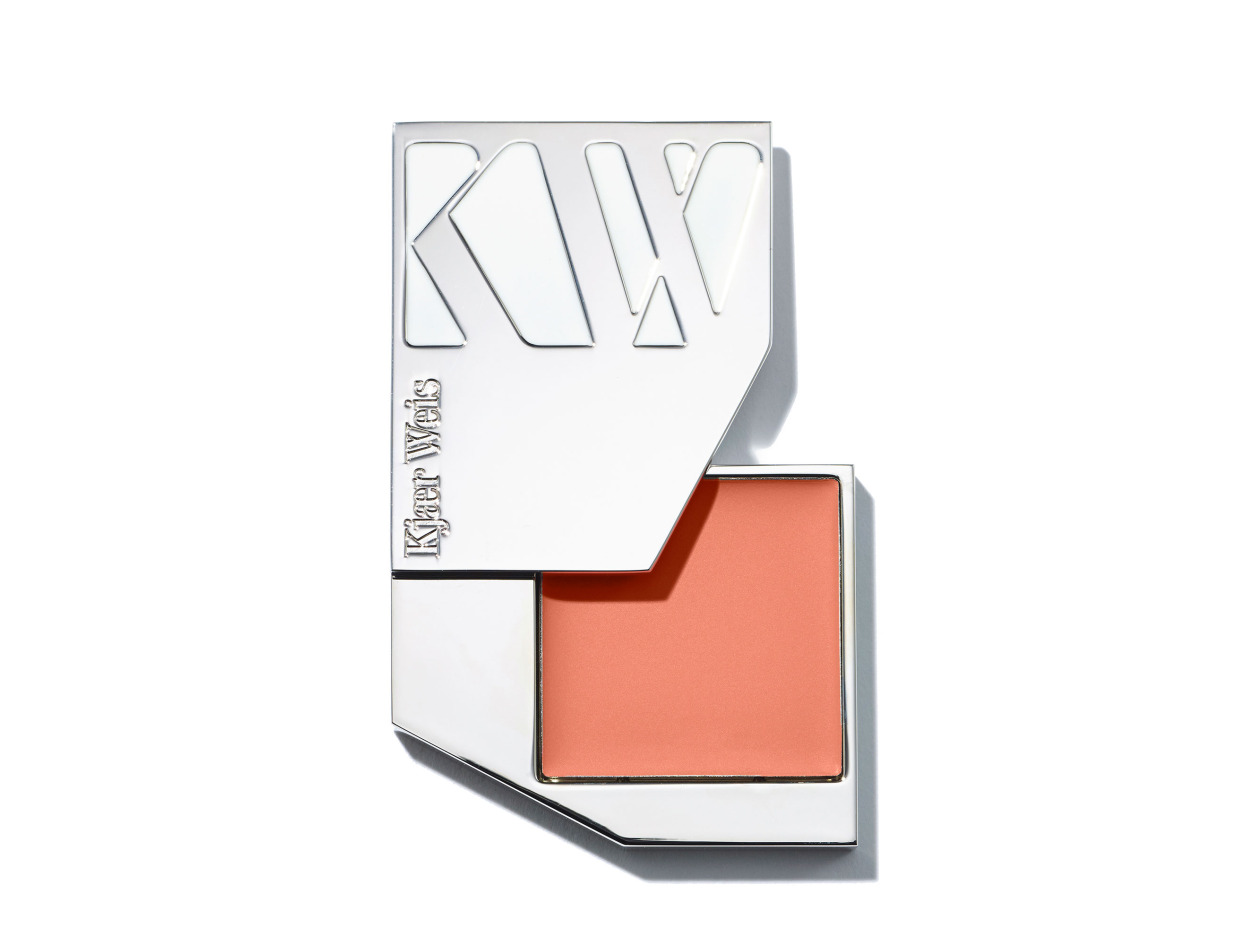 Kjaer Weis Cream Blush Compact Sun Touched Violet Grey