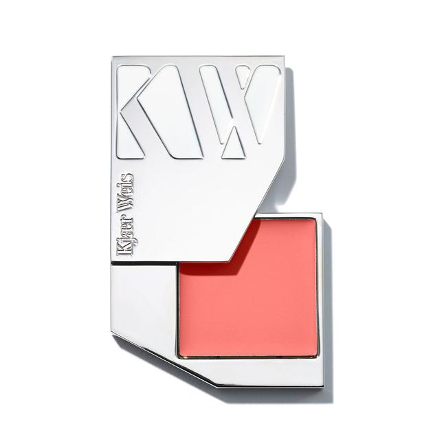Kjaer Weis Cream Blush Compact Desired Glow Violet Grey