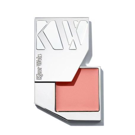 KJAER WEIS Cream Blush Compact - Embrace | @violetgrey