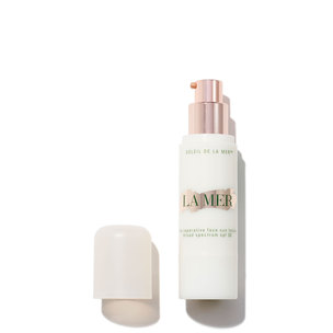 LA MER The Reparative Face Sun Lotion Broad Spectrum SPF 30 - 1.7 oz | @violetgrey