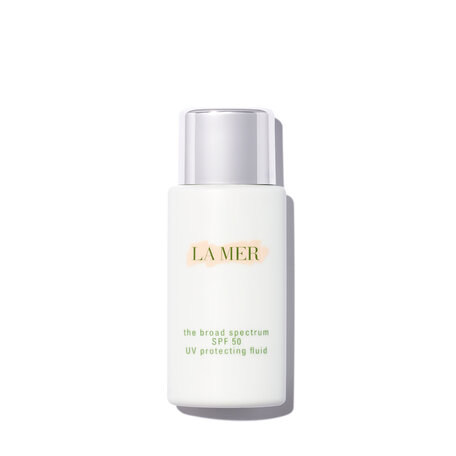 LA MER The Broad Spectrum SPF 50 UV Protecting Fluid - 1.7 oz / 50.2 ml | @violetgrey