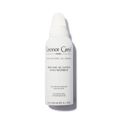 LEONOR GREYL Mousse au Lotus Volumatrice Volumizing Styling Mousse - 5.1 oz | @violetgrey