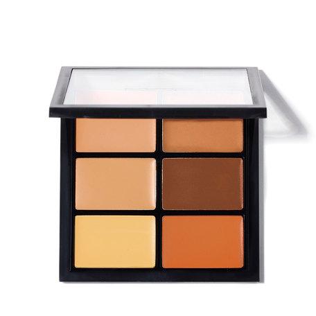 MAC PRO Conceal and Correct Palette - Medium Deep   @violetgrey