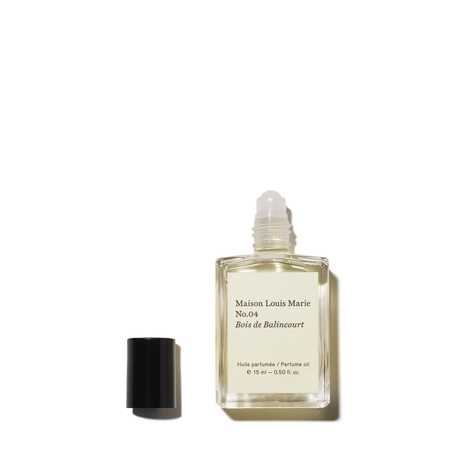 MAISON LOUIS MARIE No. 4 Bois de Balincourt Perfume Oil | @violetgrey