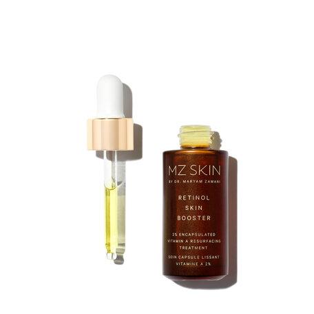 MZ SKIN Retinol Skin Booster | @violetgrey