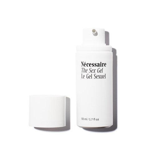NÉCESSAIRE The Sex Gel  - With Hyaluronic Acid - Fragrance-Free | @violetgrey