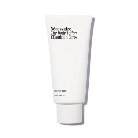 NÉCESSAIRE The Body Lotion - Fragrance-Free | @violetgrey