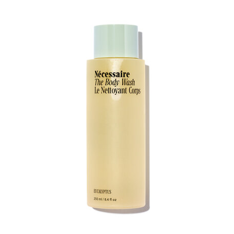 NÉCESSAIRE The Body Wash  - With Niacinamide - Eucalyptus | @violetgrey