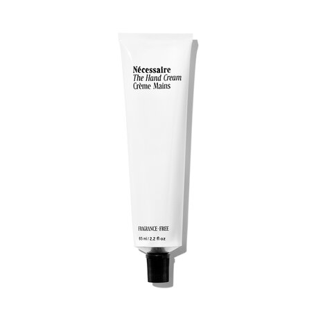 NÉCESSAIRE The Hand Cream - Fragrance-Free | @violetgrey