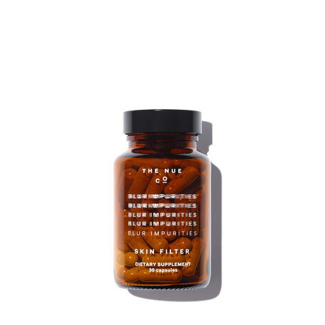 THE NUE CO. Skin Filter - 30 capsules | @violetgrey