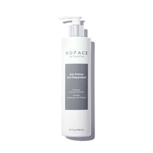 NUFACE Hydrating Leave-On Gel Primer - 10 fl. Oz | @violetgrey