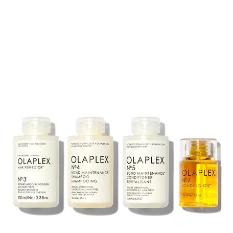 OLAPLEX Healthy Hair Essentials | @violetgrey