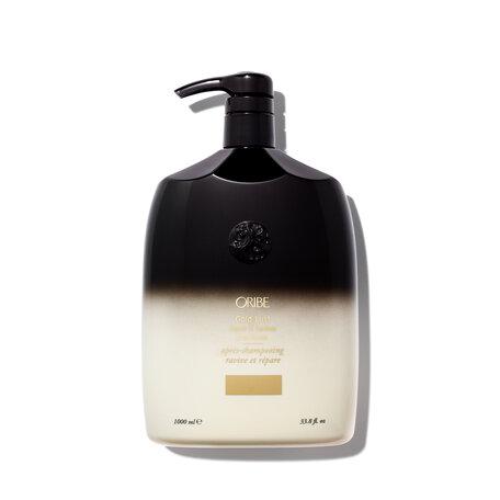 ORIBE Gold Lust Repair & Restore Conditioner - 1 Liter - 33.8 oz. | @violetgrey