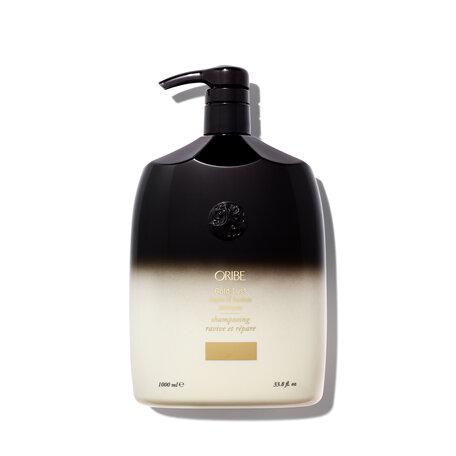 ORIBE Gold Lust Repair & Restore Shampoo - 1 Liter - 33.8 oz. | @violetgrey