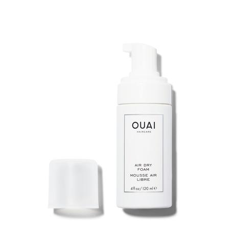 OUAI Air Dry Foam | @violetgrey