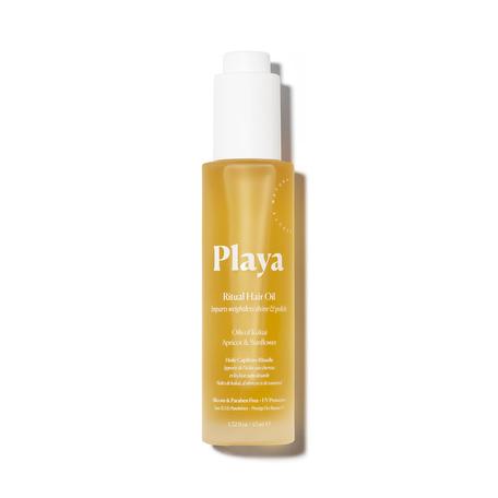 PLAYA Ritual Hair Oil | @violetgrey
