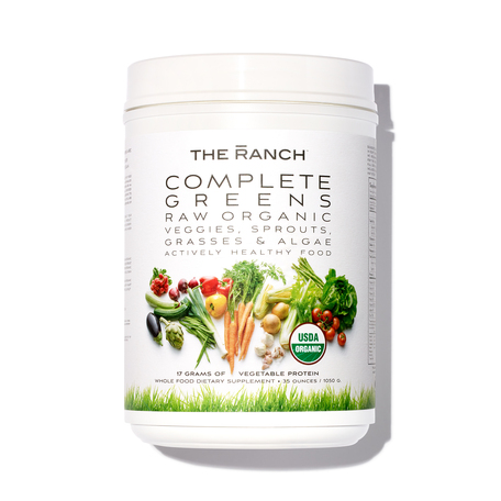 THE RANCH Complete Greens Supplement | @violetgrey