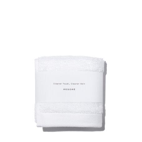 RESORÈ Face Washer Set - White | @violetgrey