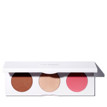 RMS BEAUTY Sensual Skin Trio - madeira bronzer, grande dame luminizing powder, demure pressed blush | @violetgrey
