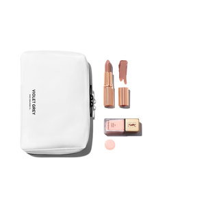 VIOLET GREY GIFTS The Iconic Nude Matching Lips & Tips Set | @violetgrey