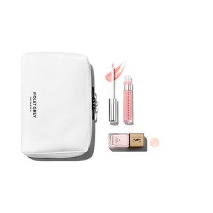VIOLET GREY GIFTS The Sheer Blush Matching Lips & Tips Set | @violetgrey