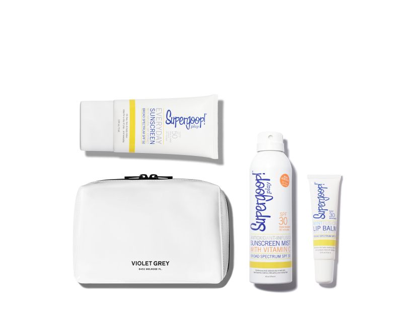 Supergoop! - The Everyday Suncare Set